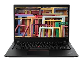 Lenovo TopSeller ThinkPad T490s 1.6GHz Core i5 14in display, 20NX001VUS, 36710240, Notebooks