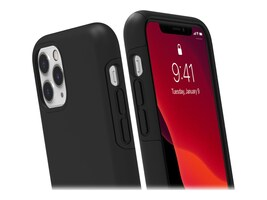 Incipio INCIPIO DUALPRO BLACK BLACK    CASECASE FOR IPHONE11 PRO, IPH-1843-BLK, 37546728, Carrying Cases - Notebook