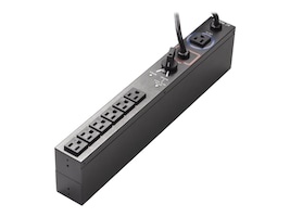 Eaton ePDU Hotswap MBP 120V 2U RM 5-15P Input (6) 5-15R Outlets, EHBPL1500R-PDU1U, 10057983, Power Distribution Units