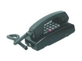 Avaya TELSET 2554YMGP-003 SGL-LN RING VOL BLK, 108209073, 11410435, Telephones - Consumer