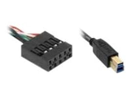 Overland Internal 2x10 pin to USB Type B Cable, 810mm, 1020916, 31958254, Cables