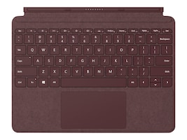 Microsoft Surface Go Signature Type Cover, Burgundy, KCT-00041, 35871519, Keyboards & Keypads