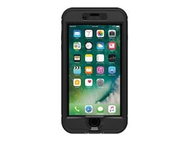Lifeproof nuud for iPhone 7 Plus, Black, Pro Pack, 77-55382, 33824751, Carrying Cases - Phones/PDAs