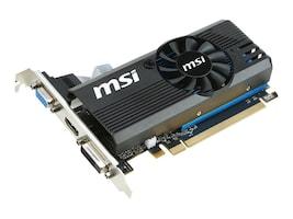 Microstar Radeon R7 240 PCIe 3.0 Low-Profile Graphics Card, 2GB DDR3, R72402364P, 35656940, Graphics/Video Accelerators