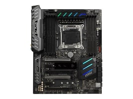 Microstar X299 SLI PLUS Main Image from Front