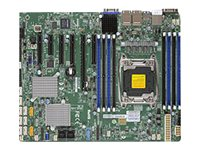 Supermicro MBD-X10SRH-CLN4F-B Main Image from Front