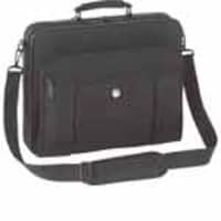 Targus 15.4 Premiere Notebook Case, Black, TVR300, 4821754, Carrying Cases - Notebook