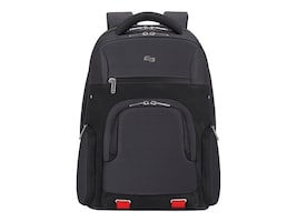 SOLO 15.6 Stealth Backpack, Black, PRO700-4, 35982201, Carrying Cases - Notebook