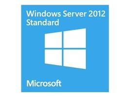 Microsoft OEM Windows Server 2012 Standard x64 2-Processor Lic & DVD Media, P73-05328, 14778489, Software - Operating Systems