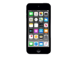 Apple iPod touch (7th generation), 128GB - Space Gray, MVJ62LL/A, 37082206, DMP - iPod Touch