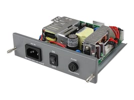 StarTech.com 200W Redundant Power Supply Module for ETCHS2U Media Converter Chassis, ETCHS2UPSU, 15121391, Power Supply Units (internal)