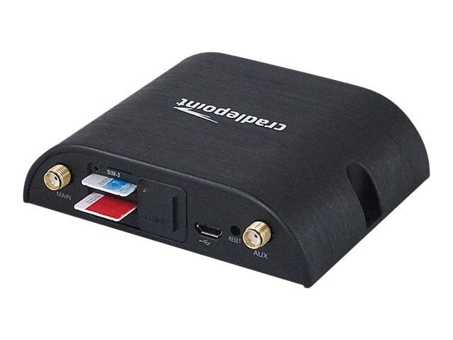 Cradlepoint ATMS & Digital Signage w Verizon Multi-Band ...