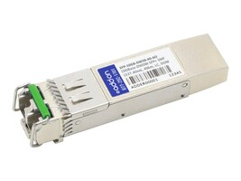 ACP-EP Memory SFP-10GB-DW50-40-AO Main Image from Left-angle