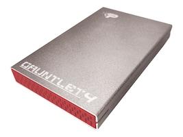 Patriot Memory Gauntlet 4 SATA 6Gb s USB 3.1 Enclosure, PCGT425S, 33392119, Hard Drive Enclosures - Single