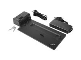 Lenovo Pro Docking Station for ThinkPad, 40AH0135US, 35084013, Docking Stations & Port Replicators