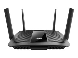 Linksys Max-Stream AC2600 MU-Mimo Smart WiFi Router, EA8500, 21406721, Wireless Access Points & Bridges