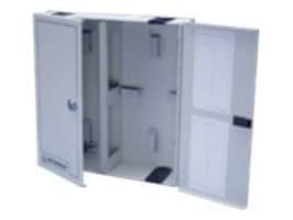 Ortronics Fiber Cabinet Enclosure, OR-615SMFC-24P, 14905556, Premise Wiring Equipment