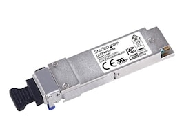 StarTech.com QSFP40GLR4S Main Image from Left-angle