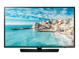 Samsung 49 477 Series Full HD LED-LCD Hospitality TV, Black, HG49NJ477MFXZA, 35878112, Televisions - Commercial