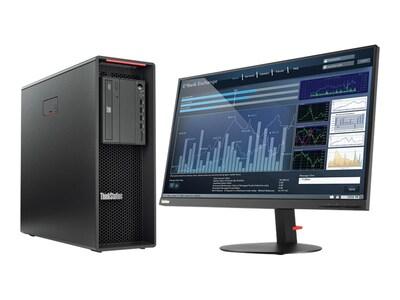 Lenovo ThinkStation P520 3.6GHz Xeon Windows 10 Pro 64-bit Edition, 30BE005GUS, 35101987, Workstations