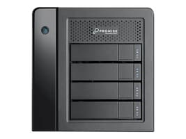 Promise 4-Bay 4X3TB Hard Drive Storage w  1M Active, P3R4HD12US, 33520395, Hard Drives - External