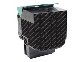 V7 C540H1KG Black Toner Cartridge for Lexmark, V7C540H1KG, 31911691, Toner and Imaging Components