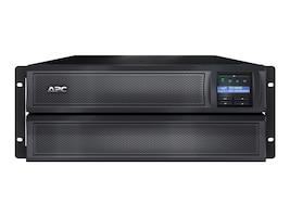 APC Smart-UPS X 2200VA 1980W 230V Int'l 2U Rack Tower LCD, Extended Runtime Model, SMX2200RMHV2U, 13132029, Battery Backup/UPS