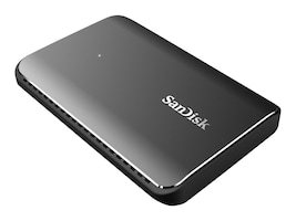 SanDisk 1.92TB EX2-1T92 External Solid State Drive, SDSSDEX2-1T92-G25, 30857304, Solid State Drives - Internal