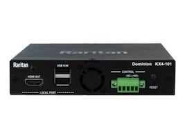 Raritan 4K KVM-over-IP Switch, Single-Port, DKX4-101, 36886157, KVM Switches