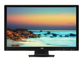 AOC 27 E2727SHE Full HD LED-LCD Monitor, Black, E2727SHE, 18371521, Monitors