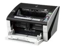 Fujitsu fi-6800 Color Duplex High-Volume Production Scanner, 130ppm, 600dpi Optical, 500pg ADF, Energy Star, PA03575-B065, 17054620, Scanners