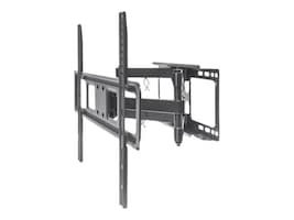 Manhattan Universal Basic LCD Full-Motion Wall Mount for 37-70 Displays, Black, 461351, 34218198, Stands & Mounts - Desktop Monitors