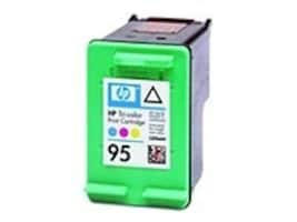 West Point C8766WN 114544 HP 95 Tri-Color Ink Cartridge for HP Deskjet Series Printers, C8766WN/114544, 7175786, Ink Cartridges & Ink Refill Kits