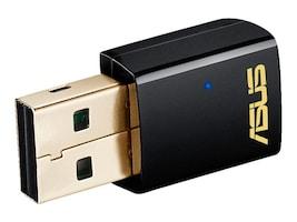 Asus USB Dual Band Wi Fi Adapter, USB-AC51, 16663722, Wireless Adapters & NICs