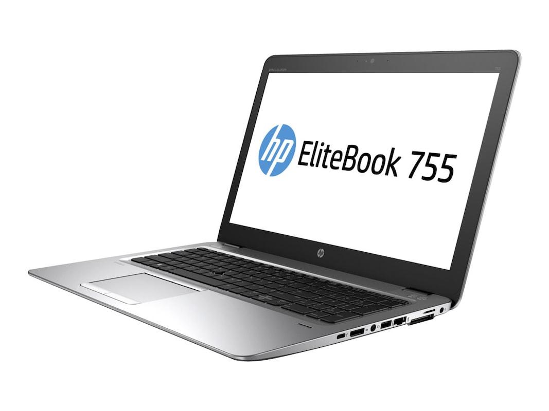 HP EliteBook 755 G4 2 7GHz A12 15 6in display (1FX51UT#ABA)