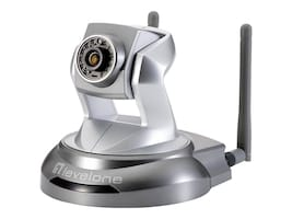 CP Technologies LevelOne H.264 5MP WCS-6050 150MB s Wireless Network Indoor Camera, WCS-6050, 15559296, Cameras - Security