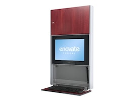 Enovate e550 Wall Station with eSensor System, Port Maple, E550S4-N4L-01PM-0, 15731906, Computer Carts - Medical