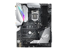 Asus STRIX Z370-E GAMING Main Image from Front