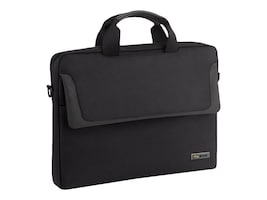 SOLO 14.1 Sterling Slim Brief, CLA112-4U4, 35672667, Carrying Cases - Notebook