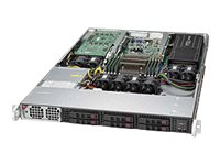 Supermicro SYS-1018GR-T Main Image from Right-angle