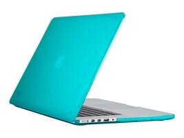 Speck SeeThru Case for MacBook Pro w  Retina Display 15, Calypso Blue, SPK-A2975, 29660926, Carrying Cases - Notebook