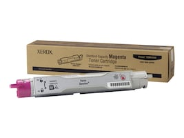 Xerox Magenta Toner Cartridge for Phaser 6300 & 6350 Printers, 106R01074, 5879051, Toner and Imaging Components