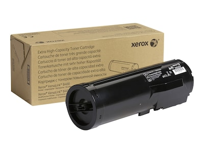 Xerox Black Extra High Capacity Toner Cartridge for VersaLink B400 & B405, 106R03584, 33787233, Toner and Imaging Components - OEM