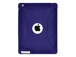 Amzer Silicone Skin Jelly Case for iPad 2, Blue, AMZ90795, 15023951, Carrying Cases - Tablets & eReaders