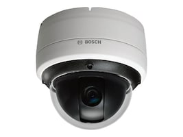 Bosch Security Systems 1080p HD Conference Dome Camera, White, with Tinted, VCD-811-IWT, 31795820, Audio/Video Conference Hardware