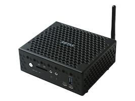 Zotac ZBOX NANO SFF Core i5-7200U Fanless 2xDDR3L-1866 2133MHz, ZBOX-CI547NANO-U, 34073110, Barebones Systems