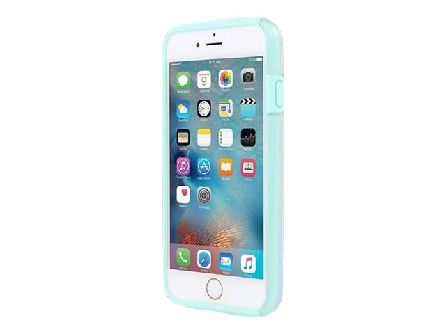 check out 95a39 96068 Incipio DualPro Glitter Case for iPhone 6 6s Plus, Mint