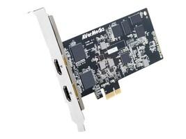 Aver Information 1080p30 HDMI Dual-Channel H.264 H W Encode PCIe Video Capture Card, CL332-HN, 35983801, Video Capture Hardware