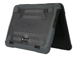 Max Cases ExtremeShell for HP 14 Gen3 4, Gray, HP-ES-CB34-14-GRY, 32903204, Carrying Cases - Notebook