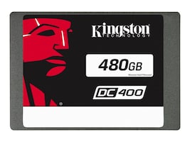 Kingston SEDC400S37/480G Main Image from Front